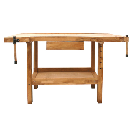 01441 Oak Woodworking Bench