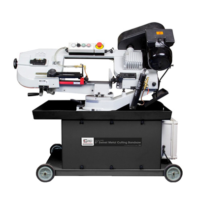 "01593 8"" Swivel Metal Cutting Bandsaw"