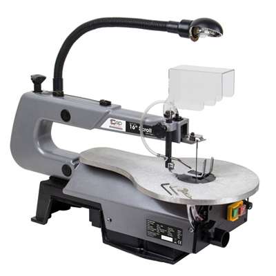 "01947 - 16"" Variable Speed Scroll Saw"