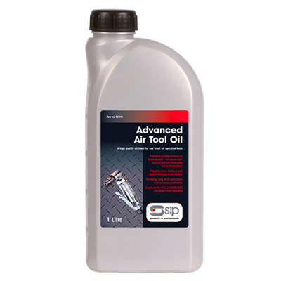 02348 Advanced Air Tool Oil SAE15 (1 Litre)