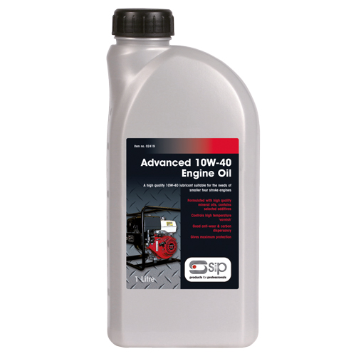 02419 Advanced Engine Oil - 1 Litre
