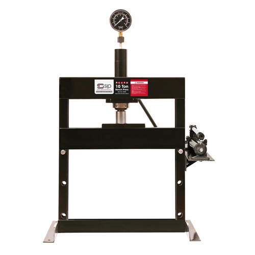 03650 10 Ton Manual Workshop Bench Press