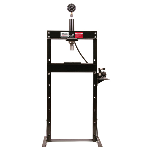 03651 12 Ton Manual Workshop Floor Press