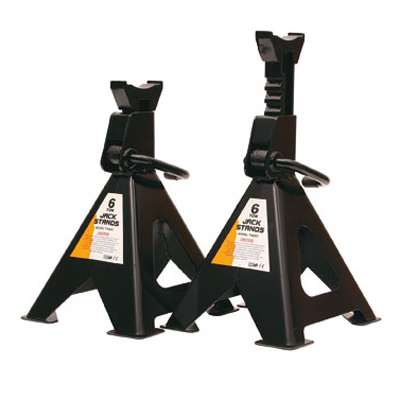 (3) 03641 - 6 Ton Jack Stand