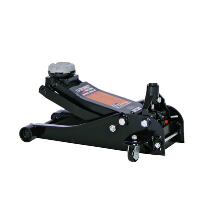 03675 - 2.5 Ton Low Profile Jack with pad
