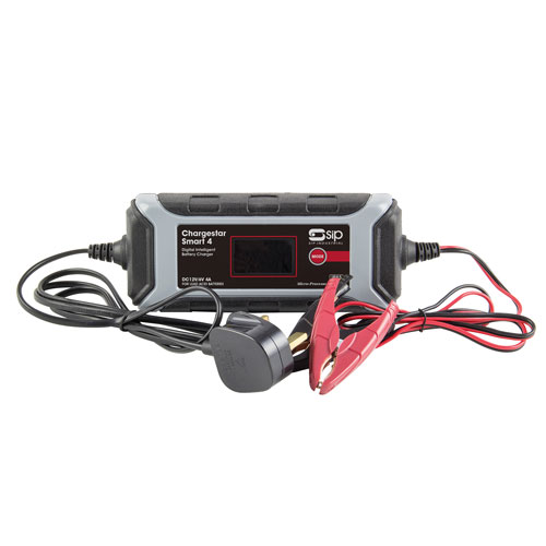 03979 Chargestar Smart 4 Battery Charger (8amp)