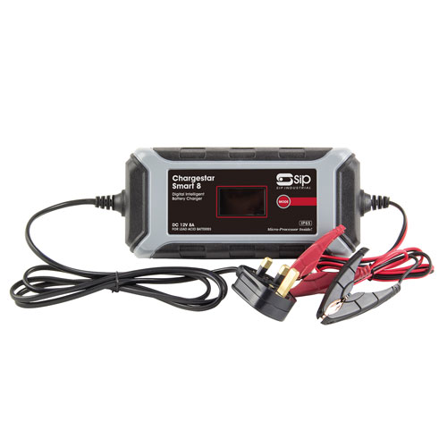 03980 Chargestar Smart 8 Battery Charger