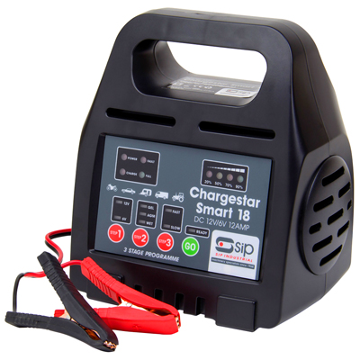 03981 Chargestar Smart 18 Battery Charger