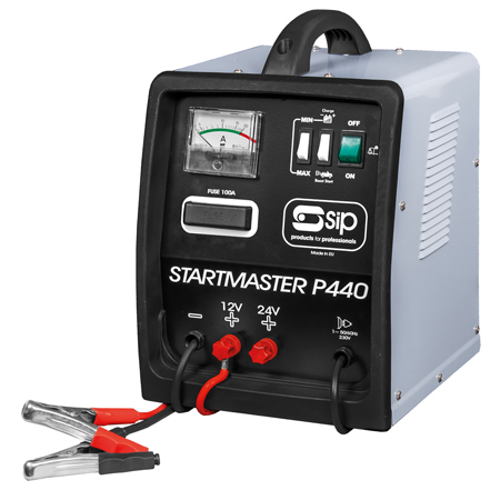 05533 Startmaster P440 Starter/Charger