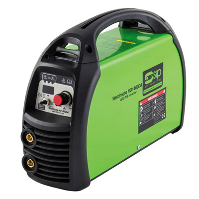 (4) 05711 Weldmate HG1400DA ARC/TIG Inverter Welder