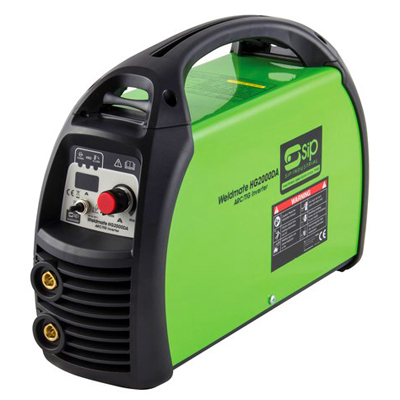 (6) 05715 Weldmate HG2000DA ARC/TIG Inverter Welder