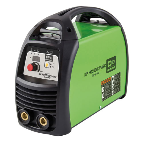 05717 Weldmate HG2000DV Dual Voltage ARC Inverter Welder