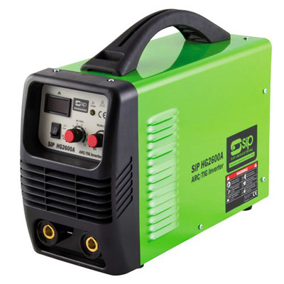 (2) 05732 Weldmate HG2600A ARC/TIG Inverter Welder
