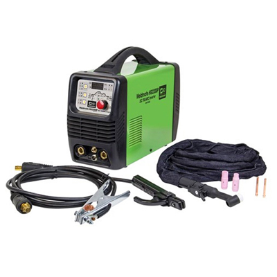 (9) 05770 Weldmate HG2500P AC/DC TIG/ARC Welder with Pulse