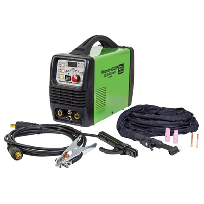 (3) 05771 Weldmate HG2200P DC TIG/ARC Welder with Pulse