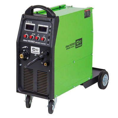(9a) 05774 HG3003 MIG/ARC Inverter Welder (3 Phase)