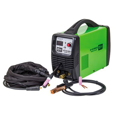 (1) 05775 HG1800 DC (HF) TIG /ARC Inverter Welder