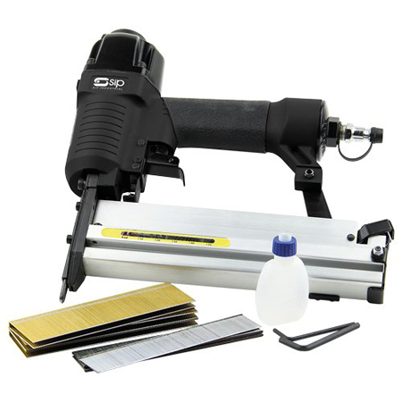 06771 Air Nailer 50mm / Stapler (2 in 1)