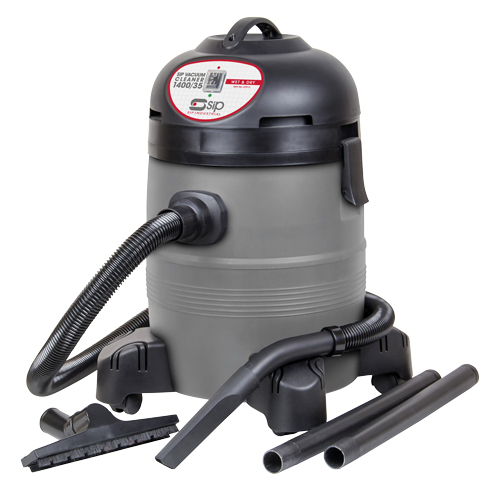 07913 1400/35 Wet and Dry Vacuum Cleaner