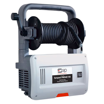 08909 Tempest PW540/155 Wall Mounted Electric Pressure Washer