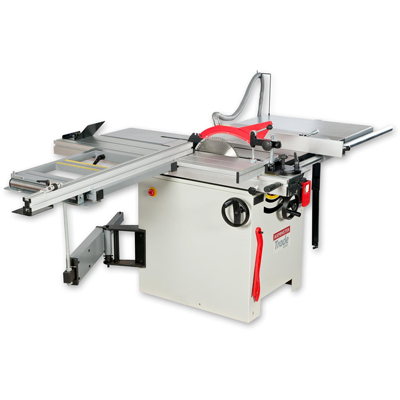 AT315PS Panel Saw with Scoring Blade