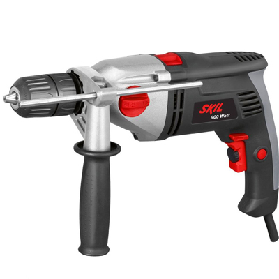 S 1024AB Advanced Skil Masters 2 Speed Hammer Drill with 16 Dril