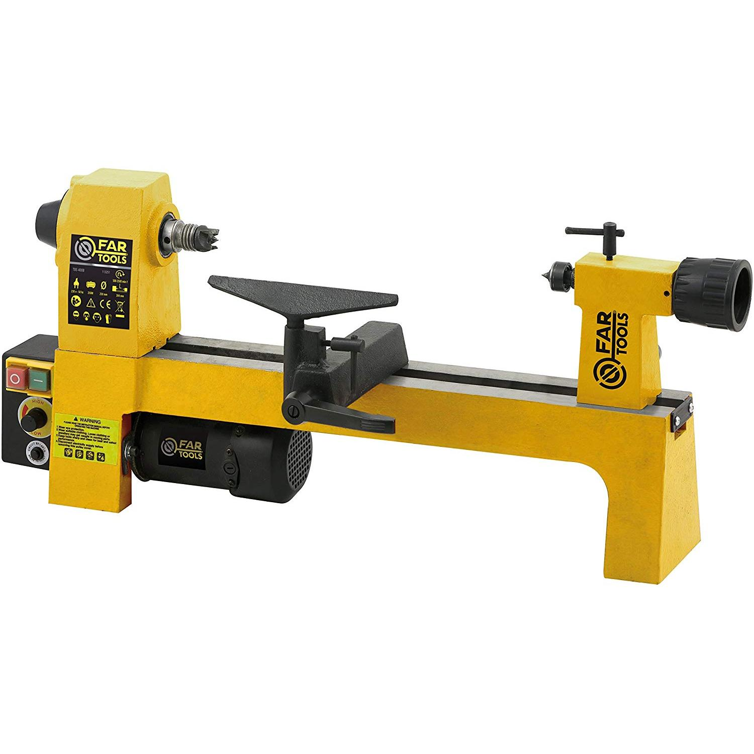 TBS 400 Wood Lathe