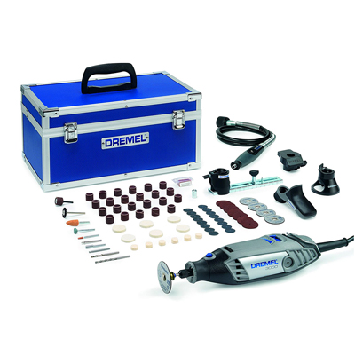 Dremel 3000-5/75 Metal Tool Box 5 Star Kit, 75 Accessories