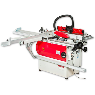 Hobby Series AWC4 250mm Deluxe Combination Machine with scoring