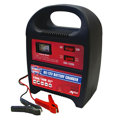 FPPAUBC8AMP Battery Charger 9-112ah