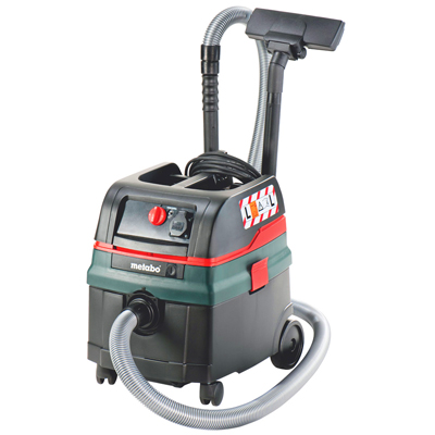 ASR-25LSC Wet & Dry Vacuum with Electromagnetic Shaking and Auto