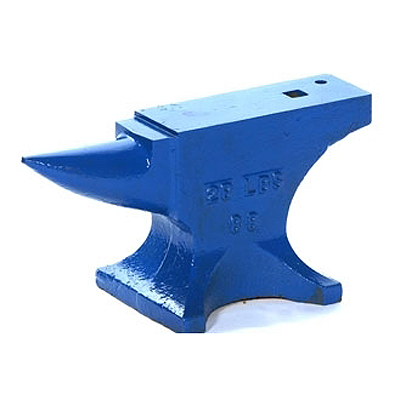 S001-088 SINGLE BICK ANVIL 88KG (London Pattern)