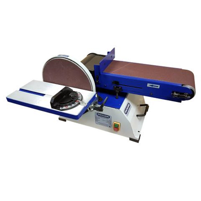 BD610 Belt & Disc Sander, 6
