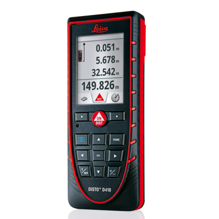 Disto D410 Laser Distance Measure