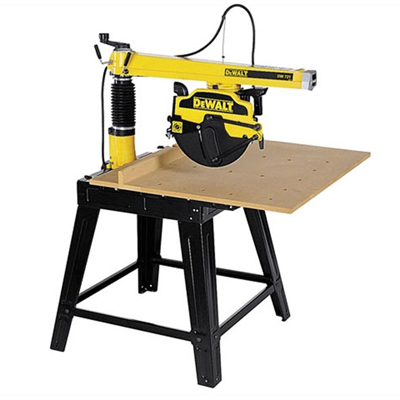 DW721 Radial Arm Saw