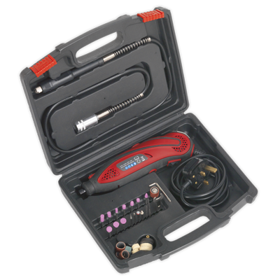 E540 Multipurpose Rotary Tool & Engraver Kit 40pc