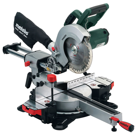 "KGS 216M 8"" Compound Sliding Mitre Saw"