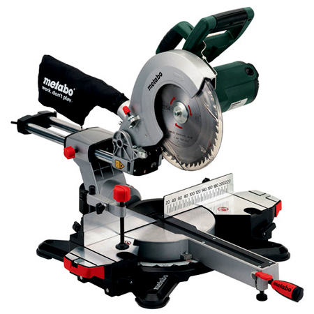 "KGS 254M 10"" Compound Sliding Mitre Saw"
