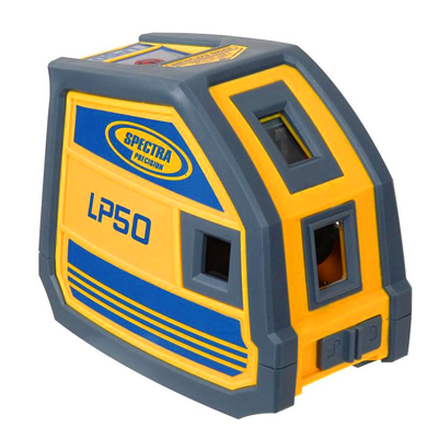 Spectra Precision LP50 5-beam Laser Level