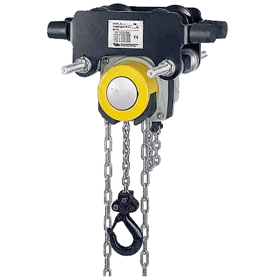 Yale Lift ITP Push Travel Hand Chain Hoist - 500kg to 5000kg