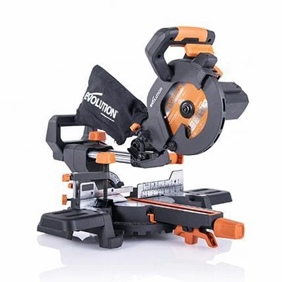 R185SMS+ 185mm TCT Sliding Mitre Saw