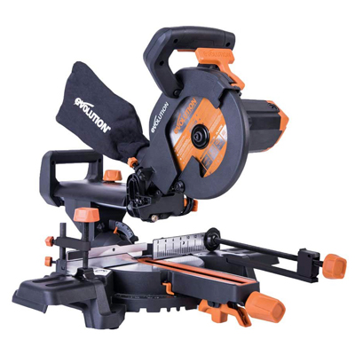 R210SMS+ 230v 210mm Multi-material Sliding Mitre Saw