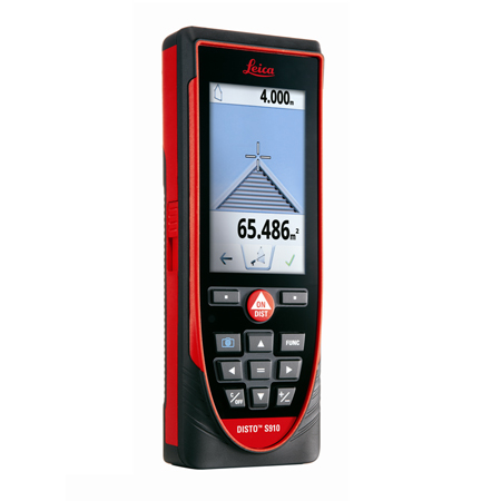 Disto S910 COMPLETE KIT Laser Distance Measure
