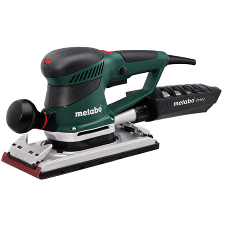 SR 4351 TurboTec Random Orbit Flat-Bed Sander