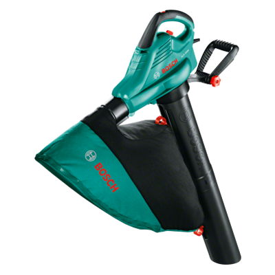 ALS 2500 Electric Garden Blower and Vacuum