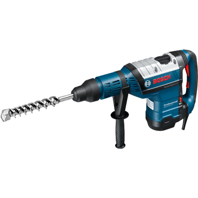 GBH 8-45 DV Rotary Hammer with SDS-max