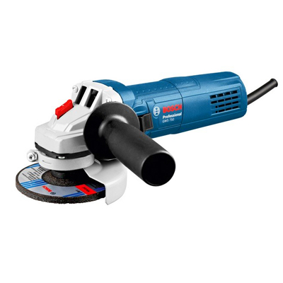 GWS 750 SLIM GRIP ANGLE GRINDER 115MM