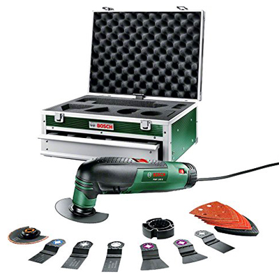 PMF 190 E Multifunction Tool with Toolbox and Accessories