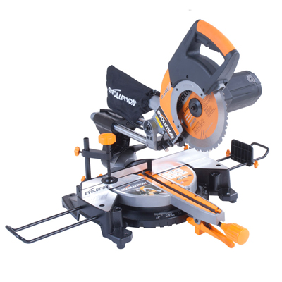 RAGE3PLUS 255mm Multipurpose Slide Mitre Saw