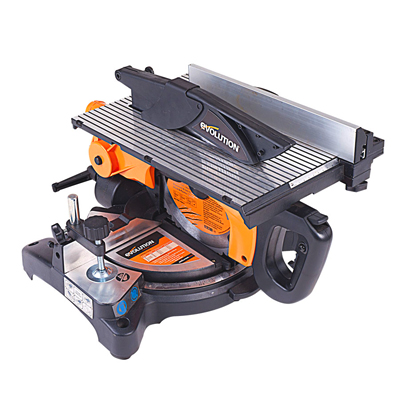 RAGE6 255mm TCT Multipurpose Table / Mitre Saw